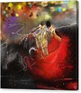 Toroscape 18 Canvas Print