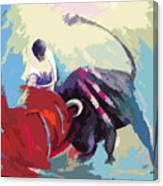 Toroscape 33 Canvas Print