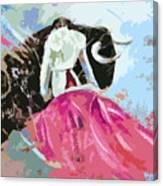 Toroscape 34 Canvas Print