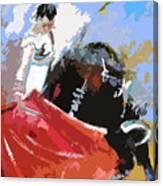 Toroscape 36 Canvas Print