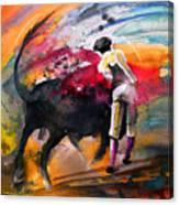 Toroscape 53 Canvas Print