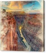 Toroweap Canvas Print