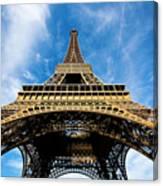 Torre Eiffel - Tour Eiffel - Eiffel Tower Canvas Print