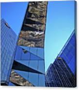 Torre Mare Nostrum - Torre Gas Natural Canvas Print