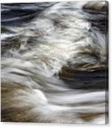 Water Flow 2 Canvas Print