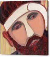 Tortured Canvas Print