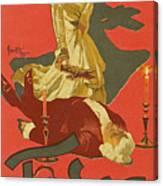 Tosca Canvas Print