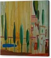 Toscana Cinque Terre Canvas Print