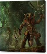 Total War Warhammer Canvas Print