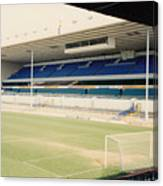 Tottenham - White Hart Lane - East Stand 4 - April 1991 Canvas Print