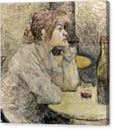Toulouse-lautrec, 1889 Canvas Print
