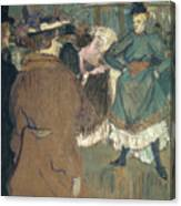 Toulouse-lautrec, 1892 Canvas Print