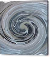 Tourbillon Polaire I / Polar Vortex I Canvas Print