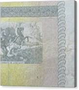 Tourist Dollars In Cuba Canvas Print