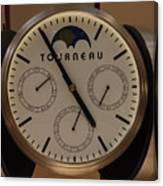 Tourneau Canvas Print