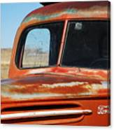 Tousled Ford 1945  Canvas Print
