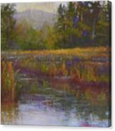 Towards Ticonderoga Canvas Print