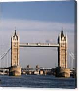 Tower Bridge - London, England Canvas Print