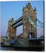 Tower Bridge 5 Canvas Print