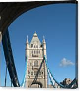 Tower Bridge Canvas Print