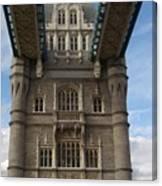 Tower Bridge Two Canvas Print