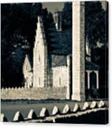 Tower Grove Park West Gatehouse Canvas Print