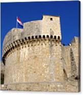 Tower Minceta Canvas Print