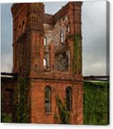 Tower Of Ruins Canvas Print