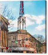 Tower Theater - Upper Darby Pa Canvas Print