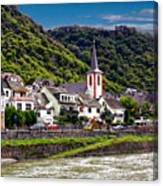 Town Of Kestert Canvas Print