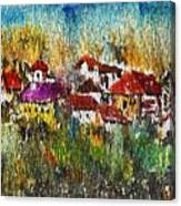 Town To Country Canvas Print