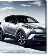 Toyota C-hr Canvas Print