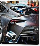 Toyota Ft-1 Concept Number 1 Canvas Print