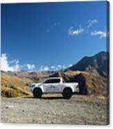Toyota Hilux At37 Canvas Print