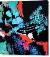 Tracking Satellites Canvas Print