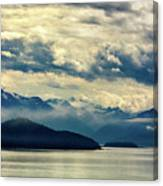Tracy Arm Fjord Canvas Print