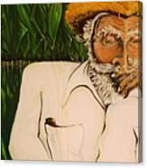 Tradicion Canvas Print