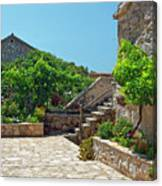 Traditional Old Hamlet Canvas Print