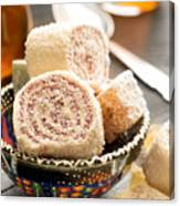 Traditional Turkish Sweets Canvas Print