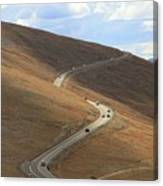 Trail Ridge Road Rocky Mountain National Park Canvas Print