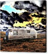 Trailer Canvas Print