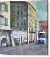 Train 11 Canvas Print