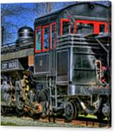 Train No. 3 Canvas Print