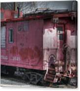 Train Series 2 Canvas Print