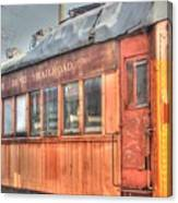 Train Series 5 Canvas Print