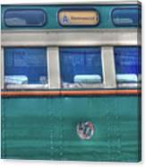 Train Series 8 Canvas Print