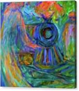 Train Spirits  Canvas Print
