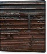 Trains 13 Autochrome Canvas Print