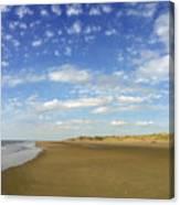 Tranquil Seashore Canvas Print