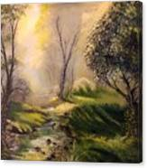 Tranquil Spring  Canvas Print